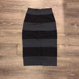 Lab Pencil skirt